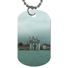 Venice Single Sided Dog Tag