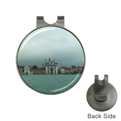 Venice Hat Clip with Golf Ball Marker