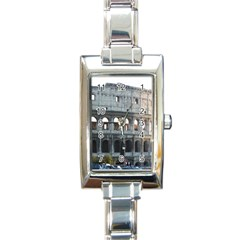 Roman Colisseum 2 Classic Elegant Ladies Watch (Rectangle)