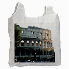 Roman Colisseum 2 Twin-sided Reusable Shopping Bag