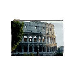 Roman Colisseum 2 Medium Makeup Purse