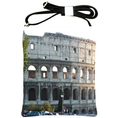 Roman Colisseum 2 Cross Shoulder Sling Bag