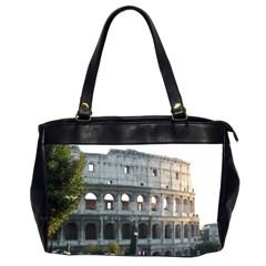 Roman Colisseum 2 Twin Sided Oversized Handbag