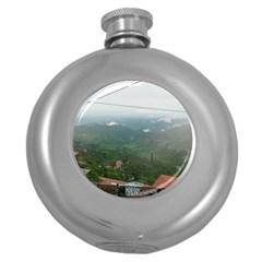 130820121162 Hip Flask (round)