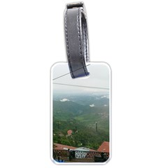 130820121162 Single Sided Luggage Tag