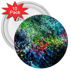 Raw Truth By Mystikka  10 Pack Large Button (round)
