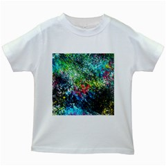 Raw Truth By Mystikka  White Kids'' T Shirt