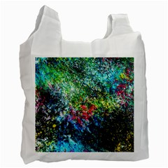 Raw Truth By Mystikka  Twin-sided Reusable Shopping Bag