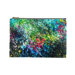Raw Truth By Mystikka  Large Makeup Purse