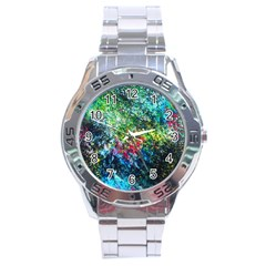 Raw Truth By Mystikka  Stainless Steel Analogue Watch (Round)