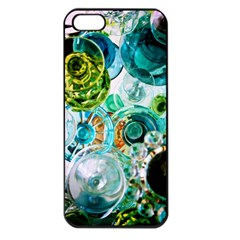 Glass Floats Apple Iphone 5 Seamless Case (black)