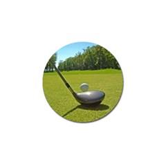 Glf Clb 4 Pack Golf Ball Marker