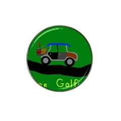 Gone Golfin 4 Pack Golf Ball Marker (for Hat Clip)