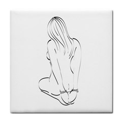 Bound Beauty Ceramic Tile