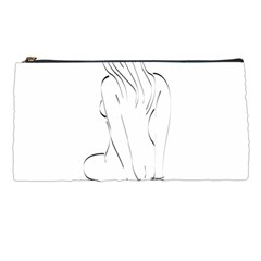 Bound Beauty Pencil Case