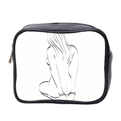Bound Beauty Twin Sided Cosmetic Case