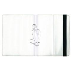 Bound Beauty Apple iPad 2 Flip Case