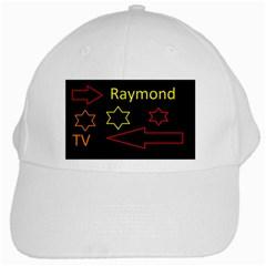 raymond tv White Baseball Cap