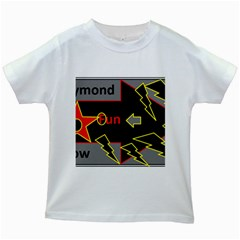 Raymond Fun Show 2 White Kids'' T-shirt