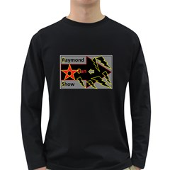 Raymond Fun Show 2 Dark Colored Long Sleeve Mens'' T Shirt