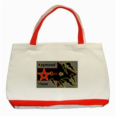 Raymond Fun Show 2 Red Tote Bag
