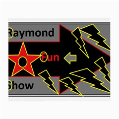 Raymond Fun Show 2 Twin-sided Glasses Cleaning Cloth