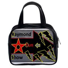 Raymond Fun Show 2 Twin-sided Satchel Handbag