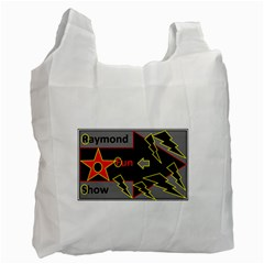 Raymond Fun Show 2 Twin-sided Reusable Shopping Bag