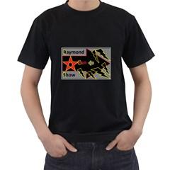 Raymond Fun Show 2 Black Mens'' T Shirt