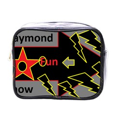 Raymond Fun Show 2 Single Sided Cosmetic Case