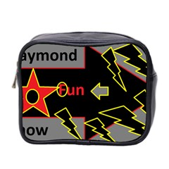 Raymond Fun Show 2 Twin-sided Cosmetic Case