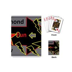 Raymond Fun Show 2 Playing Cards (Mini)