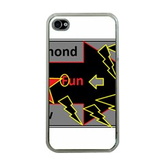 Raymond Fun Show 2 Apple iPhone 4 Case (Clear)