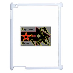 Raymond Fun Show 2 Apple iPad 2 Case (White)