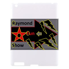 Raymond Fun Show 2 Apple iPad 3/4 Hardshell Case