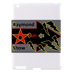 Raymond Fun Show 2 Apple iPad 3/4 Hardshell Case (Compatible with Smart Cover)
