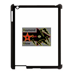 Raymond Fun Show 2 Apple iPad 3/4 Case (Black)