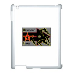 Raymond Fun Show 2 Apple iPad 3/4 Case (White)