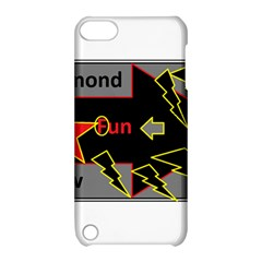 Raymond Fun Show 2 Apple Ipod Touch 5 Hardshell Case With Stand