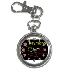 Raymond Tv Key Chain & Watch