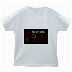 Raymond Tv White Kids'' T Shirt