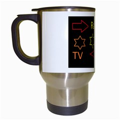 Raymond Tv White Travel Mug
