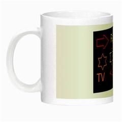 Raymond Tv Glow in the Dark Mug