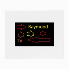 Raymond Tv Twin-sided Glasses Cleaning Cloth