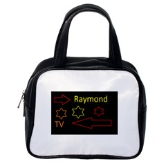Raymond Tv Single-sided Satchel Handbag