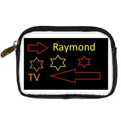 Raymond Tv Compact Camera Case