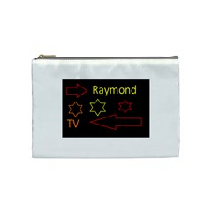 Raymond Tv Cosmetic Bag (Medium)