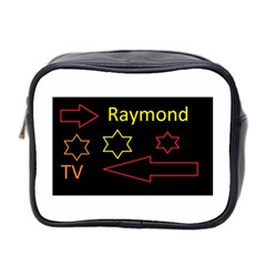 Raymond Tv Twin Sided Cosmetic Case