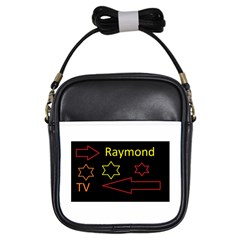 Raymond Tv Kids  Sling Bag