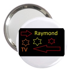 Raymond Tv 3  Handbag Mirror
